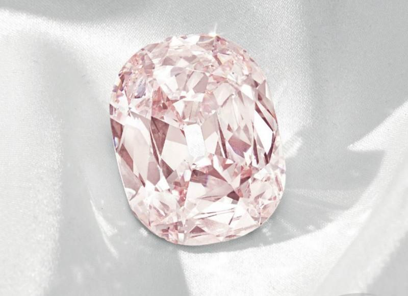 Бриллиант Princie Diamond весом 34,65 карата, проданный за 39,3 миллиона долларов