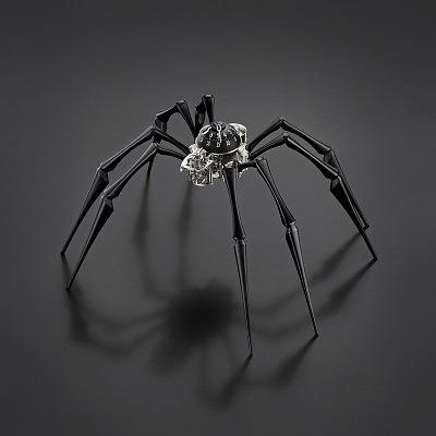 Часы Arachnophobia от MB&F и L'Epée