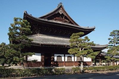 Храм Кеннин-дзи в Киото