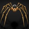 В паутине времени с часами Arachnophobia от MB&F