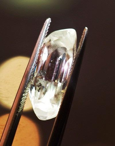 Вес алмаза Esperanza до огранки составлял 8,52 карата