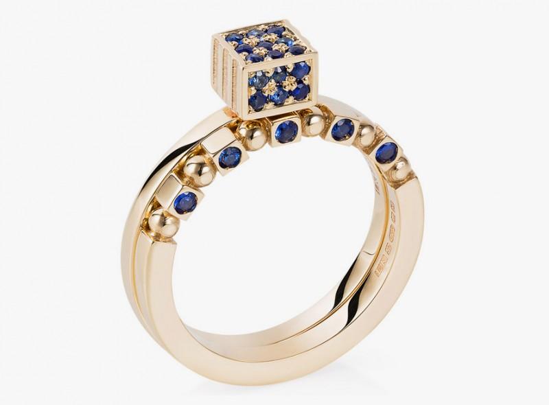 Обручальное кольцо Lily Kamper