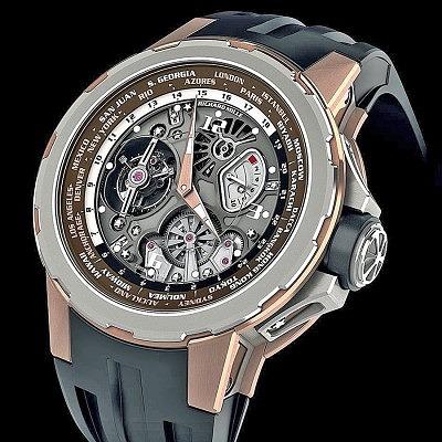 Часы RM 58-01 от Richard Mille