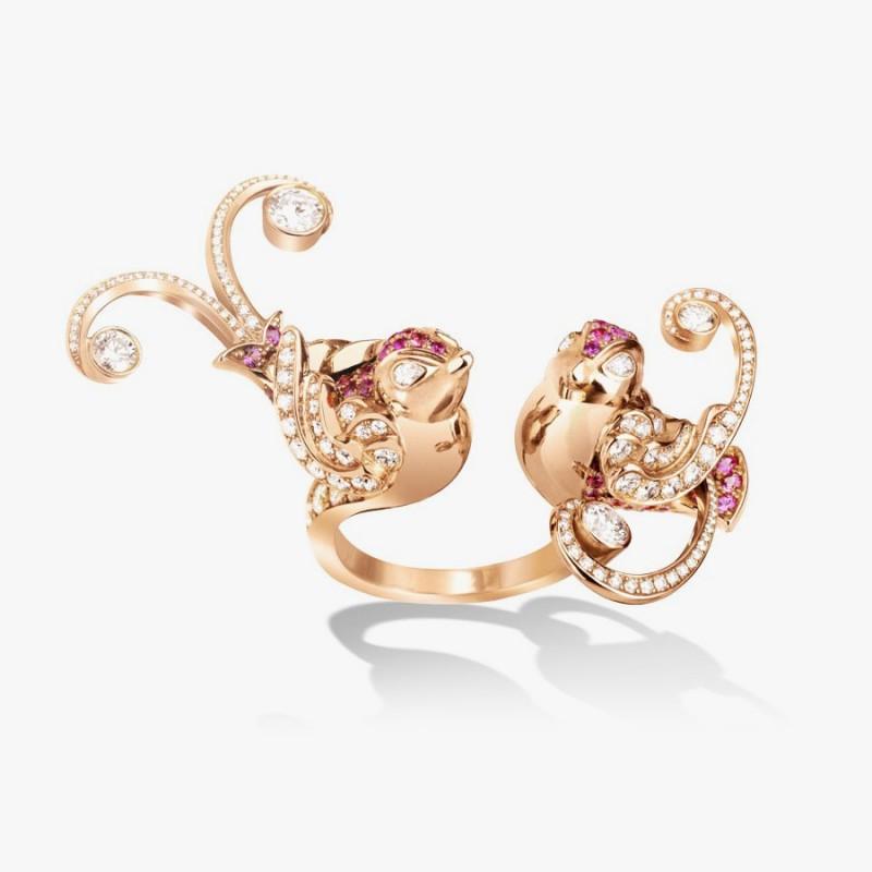 Кольцо от Van Cleef & Arpels