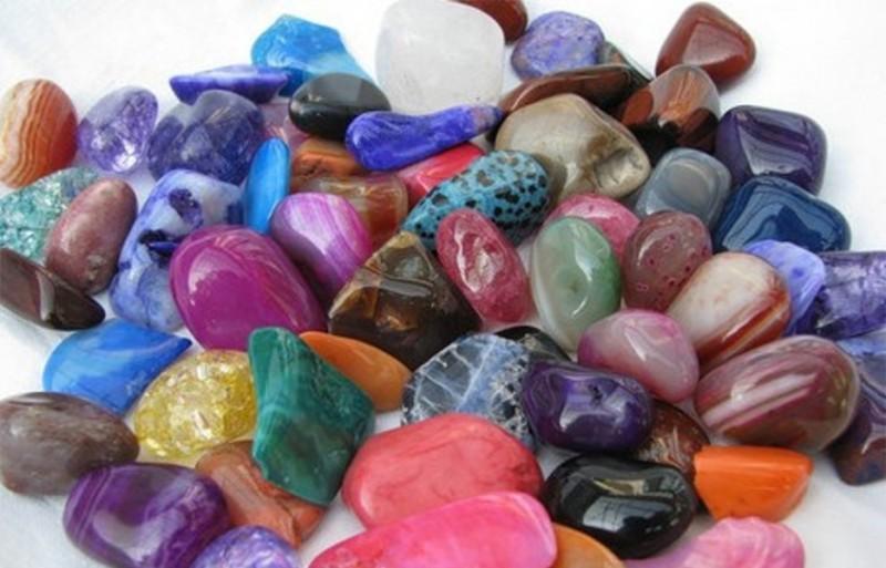 Камни литотерапия