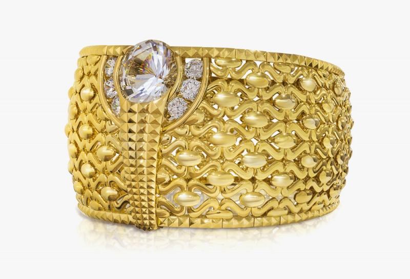 Золотое кольцо Najmat Taiba