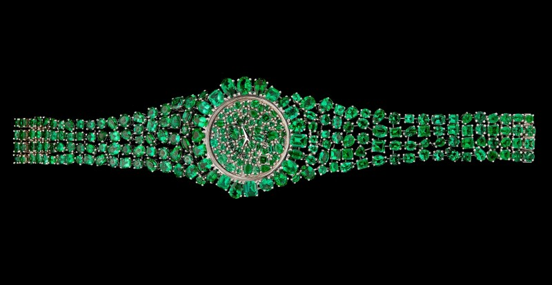 Часы Piccadilly Princess Royal Emerald Green от Backes & Strauss