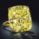 Christie's предложат 75-каратный желтый бриллиант