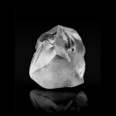 Необработанный алмаз Lesotho Promise весом 603 карата