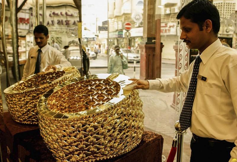 Вес кольца Najmat Taiba составляет 58,7 кг. ФОТО: Shihab Photography