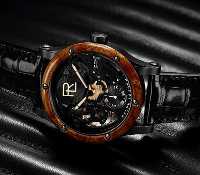 Часы-скелетоны Ralph Lauren