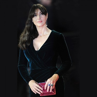 Моника Беллуччи на премьере фильма «007: Спектр» в украшениях Chopard