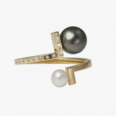 Кольцо в стиле ар-деко от Kattri