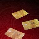 MasterCard из чистого золота от Aurea