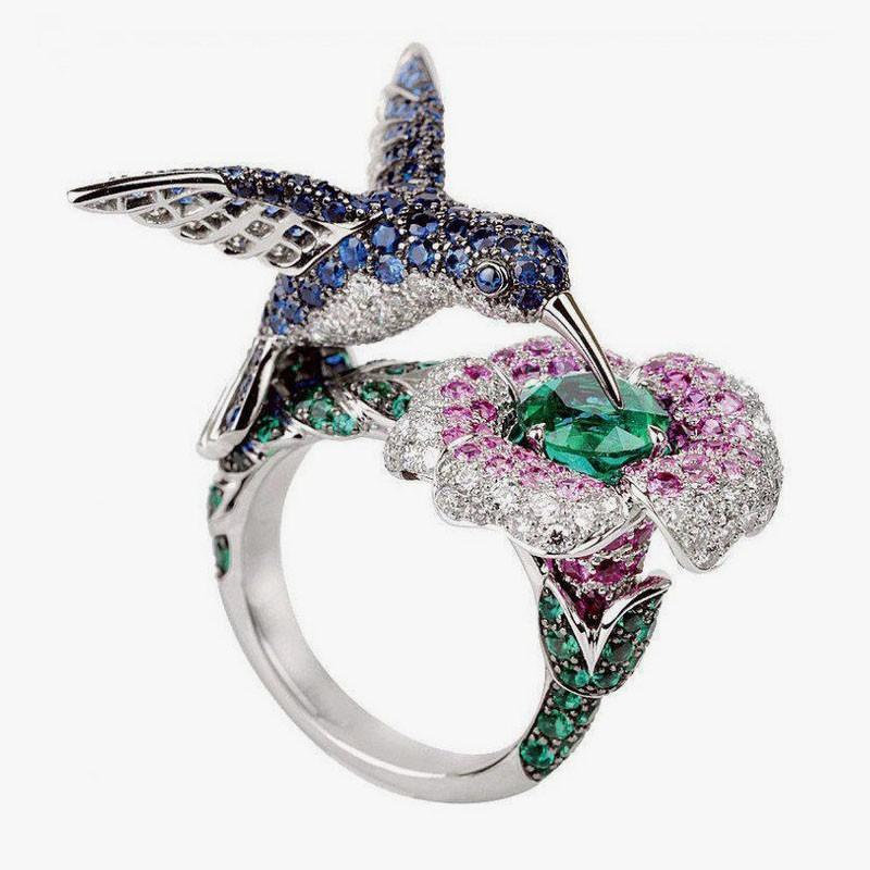 Кольцо от Boucheron