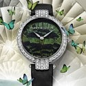 Часы Premier Precious Butterfly от Harry Winston