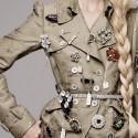 Модные броши 2015: как и с чем носить