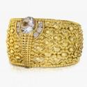 Самое большое золотое кольцо в мире