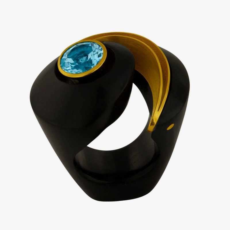 Деревянное кольцо от E.W. Schreiber