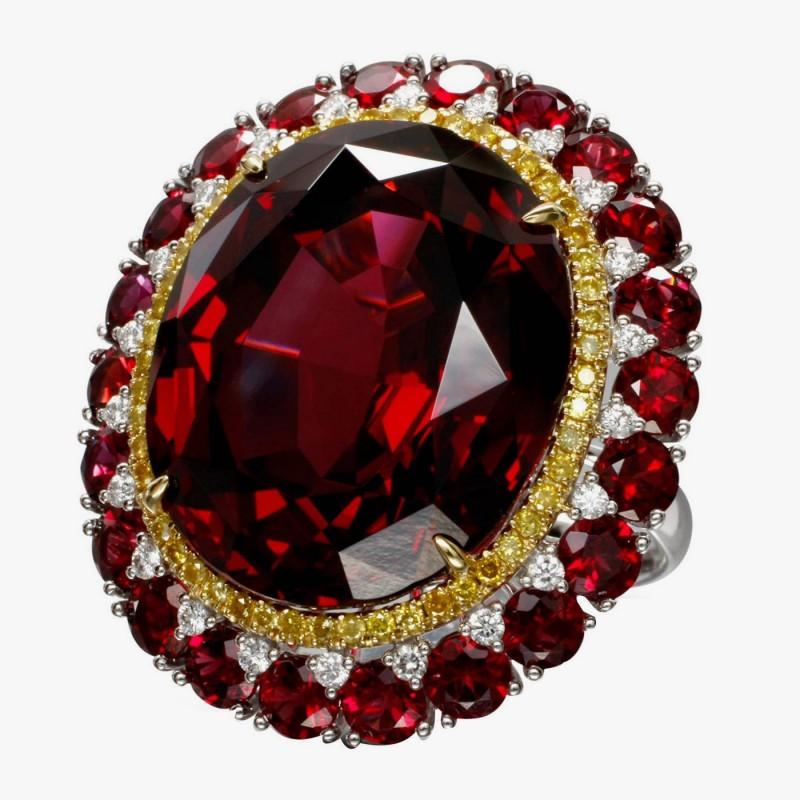 Кольцо от Seng Jewellers