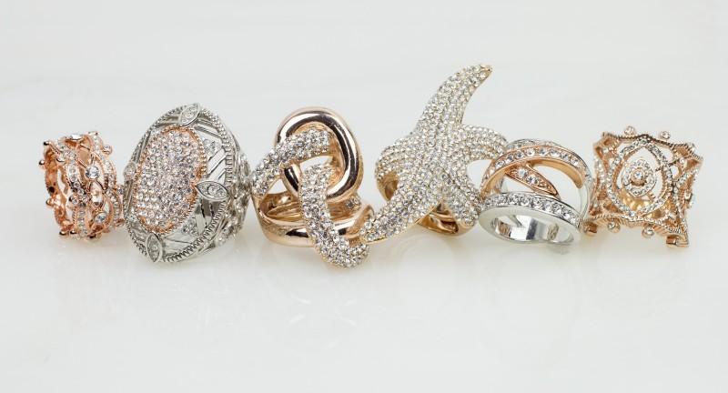 Кольца из коллекции Fashion от Doris Panos
