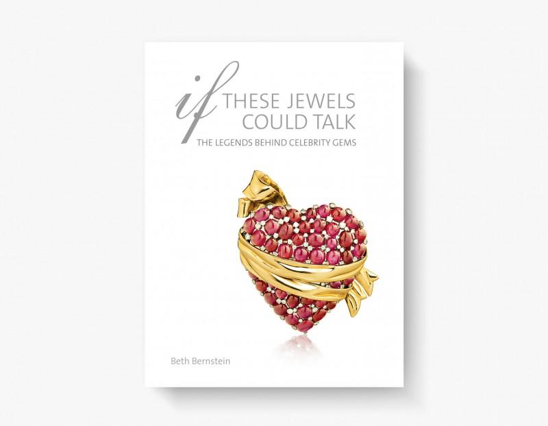 Книга «Если бы эти драгоценности могли говорить» Бет Бернштайн
