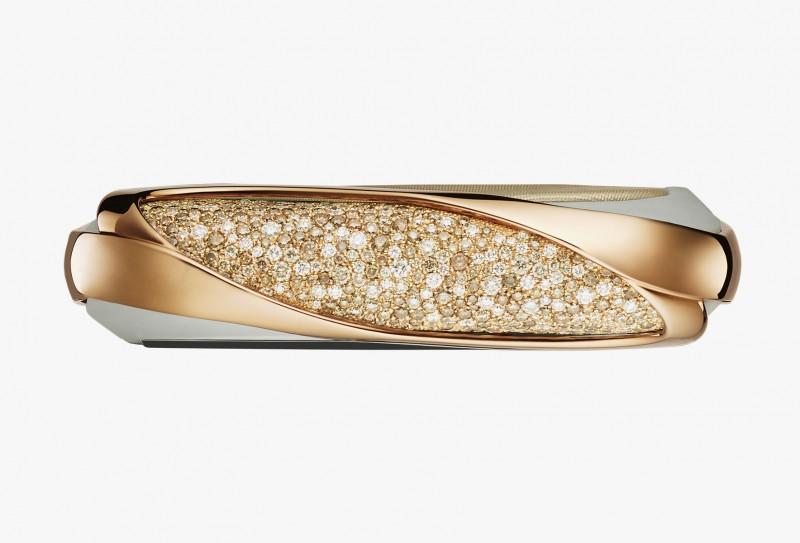 Смартфон Jardin Secret Champagne Diamonds от Savelli