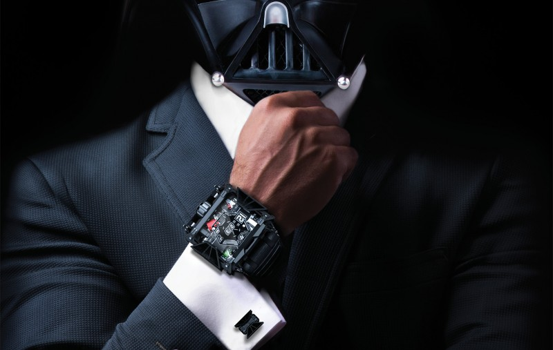 Часы Star Wars от Devon