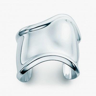 Знаменитый браслет Bone Cuff Эльзы Перетти от Tiffany & Co.