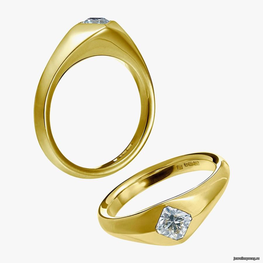 Fair Trade Wedding Ring 77 Nice  Arctic Circle