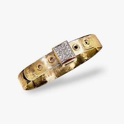 Золотой браслет с бриллиантами Torrini