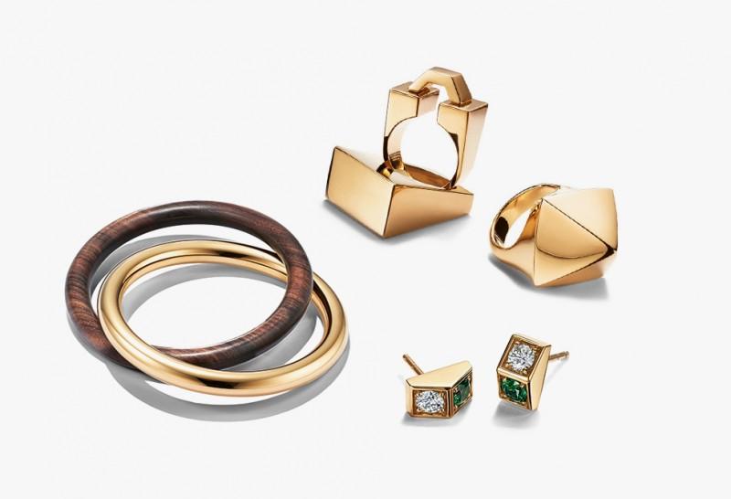 Браслеты, серьги и кольца из коллекции Tiffany & Co. Out of Retirement