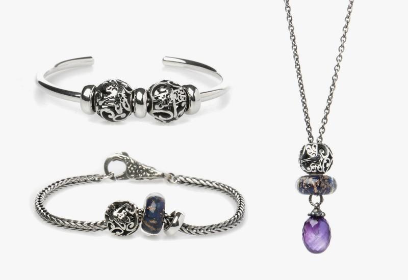Коллекция Dragonfly Beauty от Trollbeads