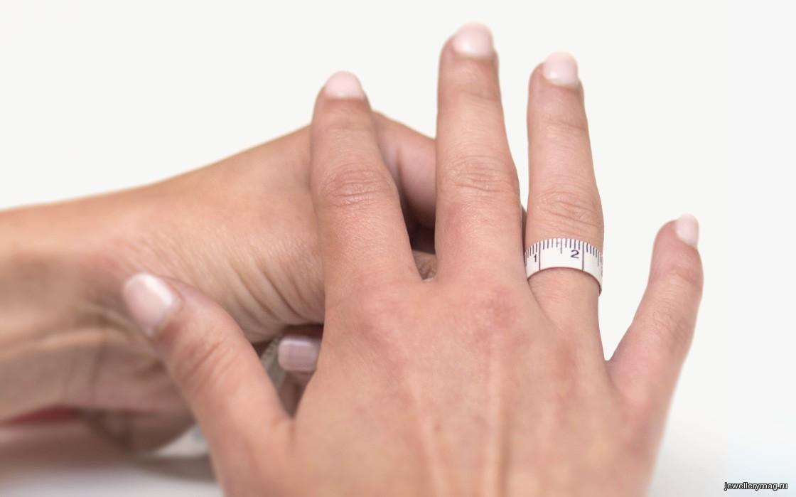 Как узнать размер кольца — Jewellery Mag