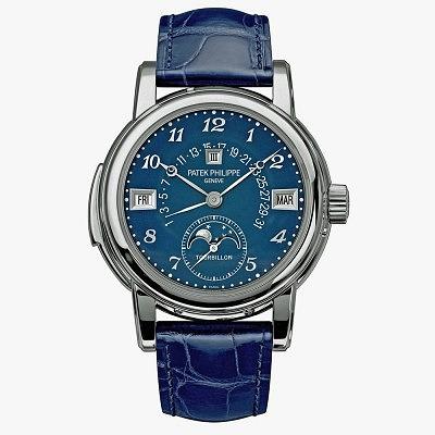 Часы Patek Philippe Reference 5016A-010. Ориентировочная цена 675 000–868 000 евро