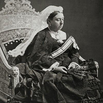 Королева Виктория носила знаменитый бриллиант в виде броши