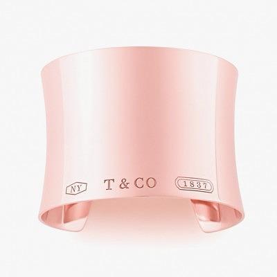 Браслет из рубедо из юбилейной коллекции Tiffany & Co.