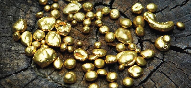Золото, добытое фондом Fairtrade
