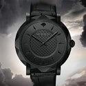 Чернее черного: часы GraffStar Slim Eclipse