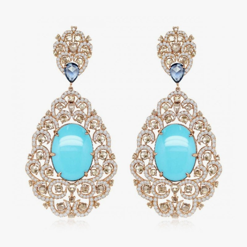 Серьги от Sutra Jewels
