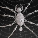 Бриллиантовое кольцо-паук выставлено на аукцион