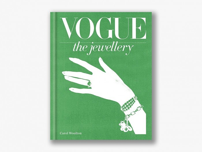 Книга «Vogue: The Jewellery» Кэрол Вултон