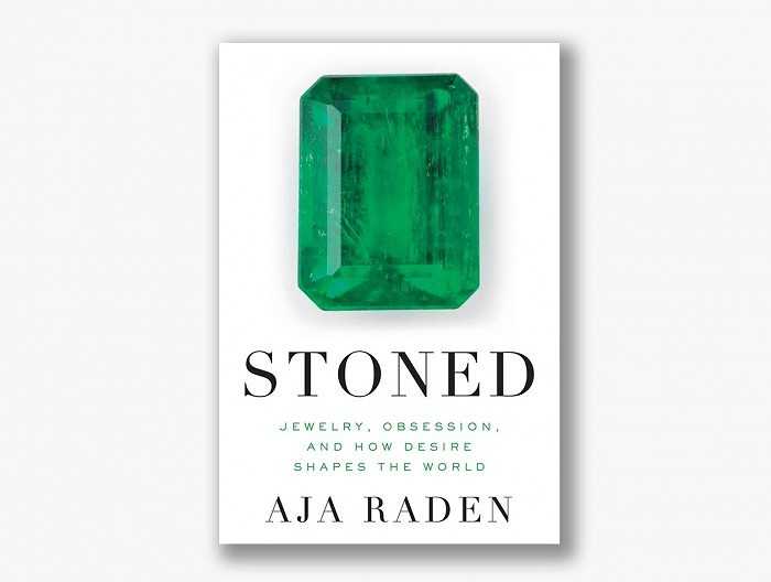 Книга «Stoned: Jewelry, Obsession and How Desire Shapes the World» Ажа Родена