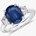 5 причин выбрать кольцо с сапфиром