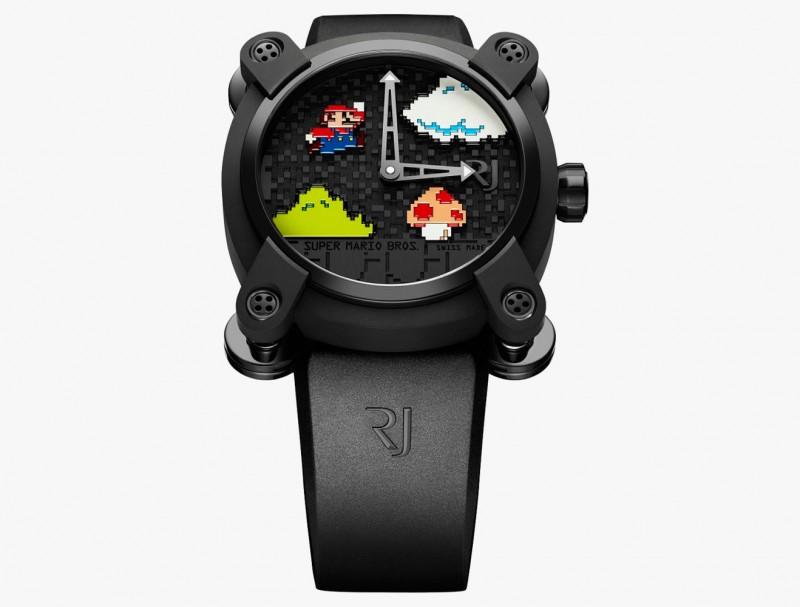 Стоимость часов Super Mario Bros. составляет 19 тысяч долларов