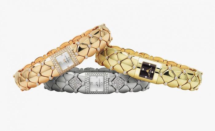 Часы Avakian с бриллиантами из коллекции Tzarina