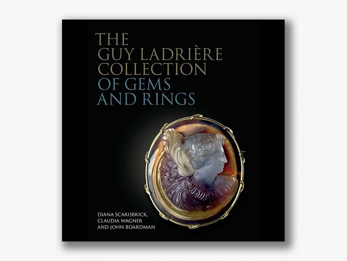 The Guy Ladrière Collection of Gems and Rings. Дианы Скарибрик, Клавдии Вагнер и Джона Бордмена.