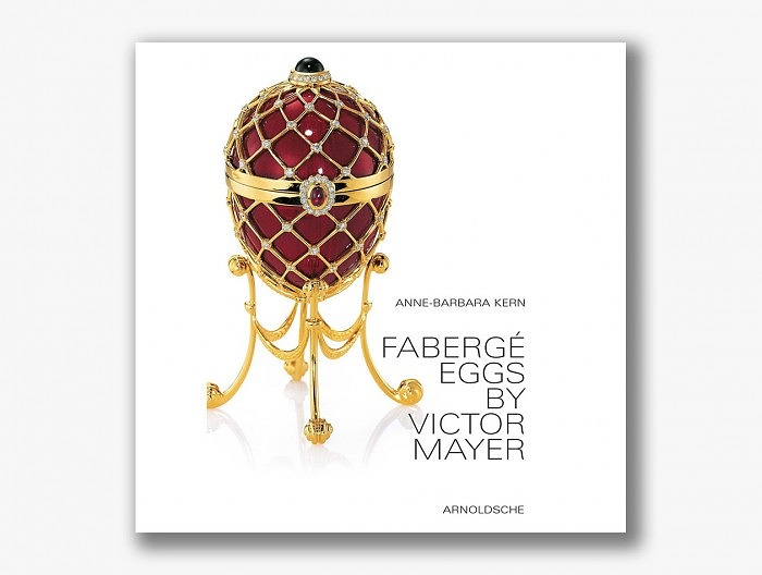 Fabergé Eggs by Victor Mayer