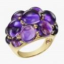 Золотое кольцо от Seaman Schepps