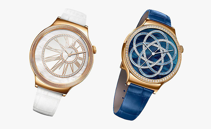 Huawei Watch Elegant и Huawei Watch Jewel
